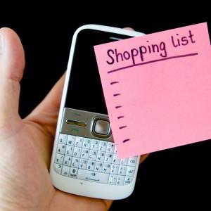 買い物リストは声で作る!amazon alexaアプリの買い物リストが便利
