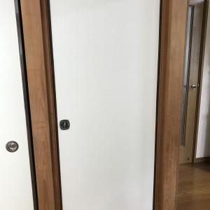 アイロン襖紙でDIY! 和室の襖ドアにアイロン襖紙を貼ってみた